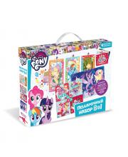 Набор подарочный Пони приключения 8 в 1 Origami