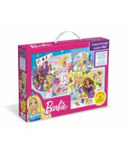 Набор подарочный Барби 4 в 1 Origami