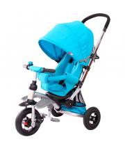 Велосипед-коляска трехколесный Modi 2016 Air Stroller blue sky  RT