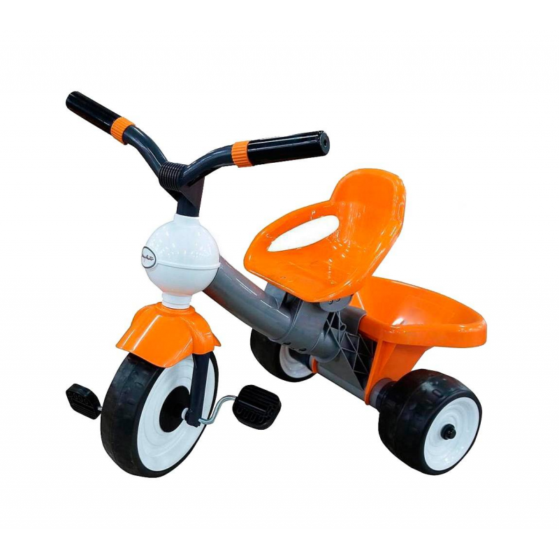 Coloma Велосипед трехколесный Angel Orange