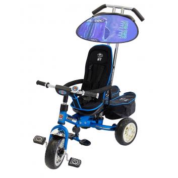 Спорт и отдых, Велосипед трехколесный Lexus Trike original RT Next Deluxe RT (синий)650261, фото