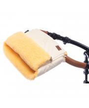 Муфта меховая для коляски Islanda Pesco Nuovita