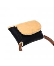 Муфта меховая для коляски Vichingo Pesco Nuovita