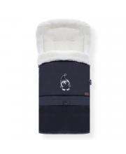 Конверт зимний меховой Alaska Bianco Nuovita