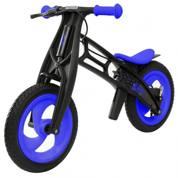 Велобалансир-беговел Hobby-bike RT original Fly Черная оса Blue