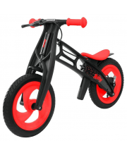 Велобалансир-беговел Hobby-bike RT original Fly Черная оса Red