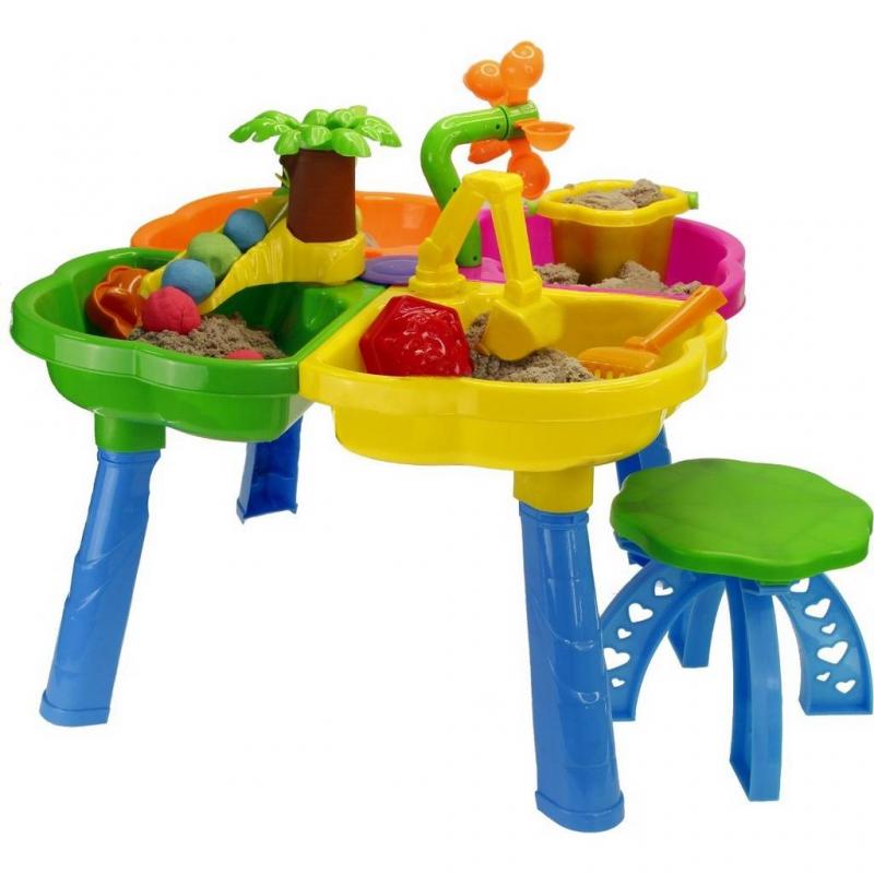 Kinder Way Стол-песочница