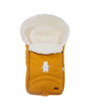 Конверт зимний меховой Tundra Bianco Nuovita