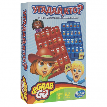 Игрушки, Настольная игра Угадай, кто? HASBRO 647251, фото