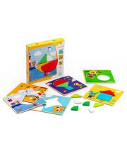 Развивающая игра Пазл Танграм мини Djeco