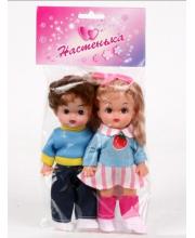 Кукла Настенька 2 шт