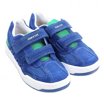 Обувь, Кеды GEOX (синий)647303, фото