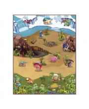 Интерактивная игра коврик Динопарк 3D KNOPA