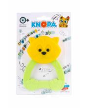 Прорезыватель Кошечка KNOPA