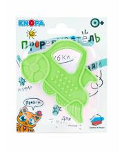 Прорезыватель Паровозик KNOPA