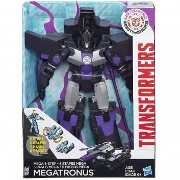Любимые герои, Игрушка-трансформер Megatronus HASBRO 647257, фото