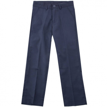 Мальчики, Брюки Button Blue (темносерый)636783, фото