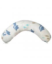 Наволочка к подушке для беременных Amarobaby