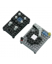 Конструктор DJ сет Nanoblock