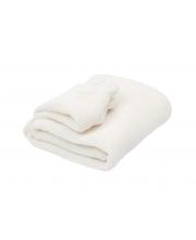 Десткое одеяло с капюшоном 93х100 см