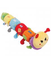 Развивающая игрушка Гусеница Мари Happy Snail
