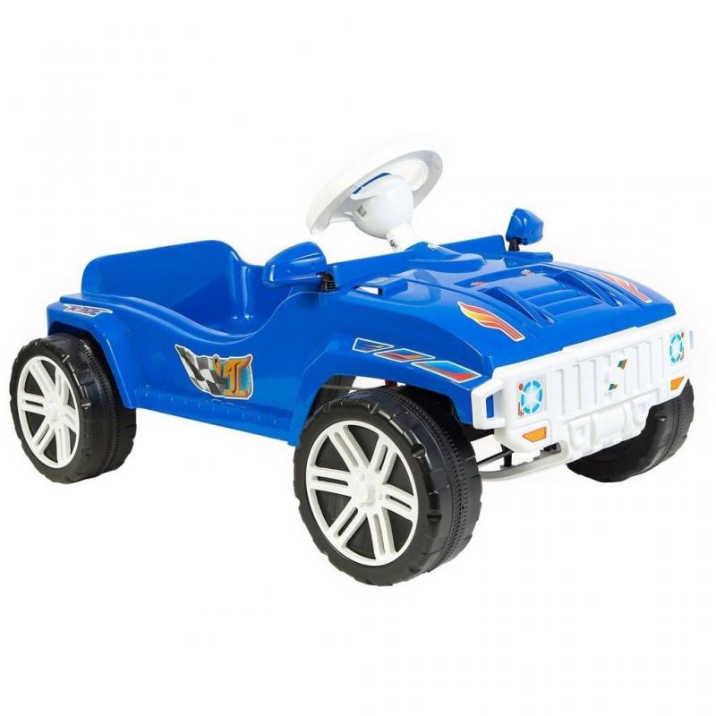 Каталка с педалями Машина RACE MAXI Formula 1