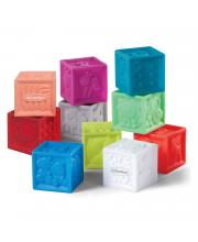 Развивающие кубики Squeeze & Stack Infantino