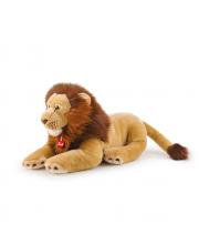 Мягкая игрушка лев Нарцис Trudi