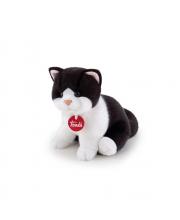 Мягкая игрушка котёнок Брэд 22 см Trudi
