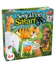 Настольная игра Seek & Find Safari Tactic