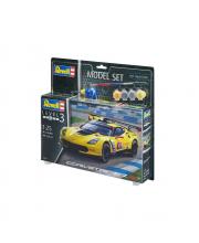 Набор со сборной моделью автомобиль Corvette C7 R Revell