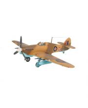 Набор со сборной моделью самолета Hawker Hurricane Revell