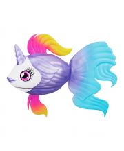Набор рыбка-единорожка в аквариуме Lil' Dippers Moose