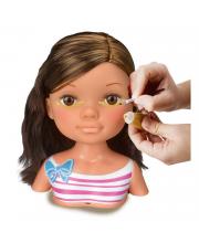 Игровой набор Нэнси секреты красоты брюнетка Famosa