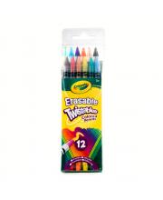 Выкручивающиеся карандаши 12 шт Crayola