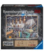 Пазл-квест Фабрика игрушек 368 элементов RAVENSBURGER