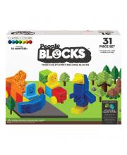 Строительные кубики People