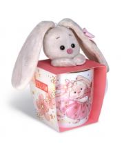 Набор подарочный кружка и игрушка Зайка Ми BUDI BASA