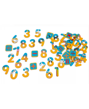 Набор Magnetic 123 Safari Scratch