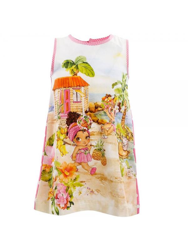 Платье MAYORAL (розовый)