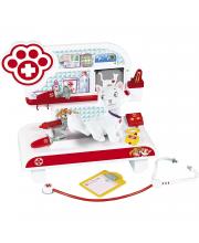 Игровой набор Ветеринара с кошкой KLEIN