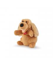 Мягкая игрушка на руку кокер-спаниель 25 см Trudi