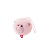 Мягкая игрушка Лама-пушистик Trudi