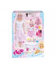 Набор кукла Ася Веселое купание ToysLab