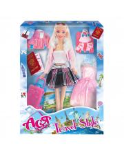 Набор кукла Ася Путешественница ToysLab
