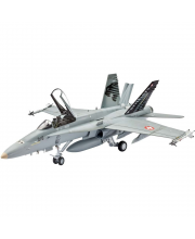 Сборная модель самолета Макдоннел Дуглас F A 18C Hornet Revell