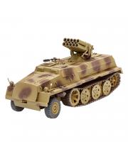 Сборная модель самоходная РСЗО Panzerwerfer 42 auf sWS Revell