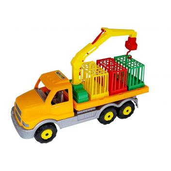 Игрушки, Сталкер для перевозки зверей Wader 650417, фото