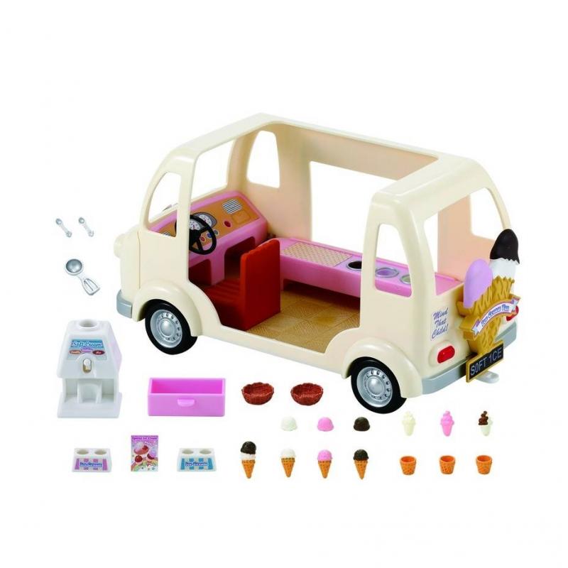 Набор Фургон с мороженым