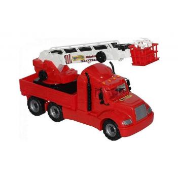 Игрушки, Пожарная машина Майк Wader 650422, фото
